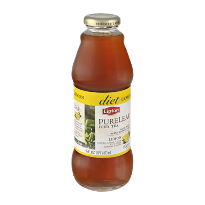 Pure Leaf Diet Lemon Iced Tea