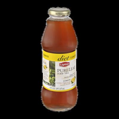 Lipton PureLeaf Diet Lemon Iced Tea