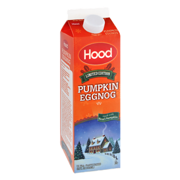 Hood Limited Edition Pumpkin Eggnog