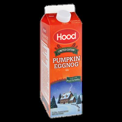 Hood Limited Edition Pumpkin Eggnog
