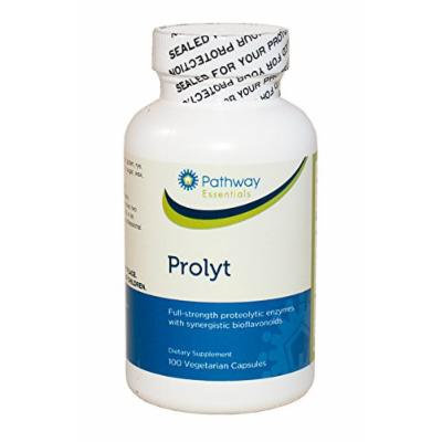 Prolyt - proteolytic enzyme formula (100 caps)