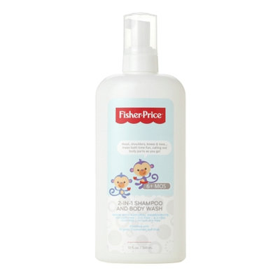 Fisher-Price 2-in-1 Shampoo + Body Wash