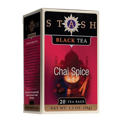 Stash Premium Chai Spice Black Tea Bags