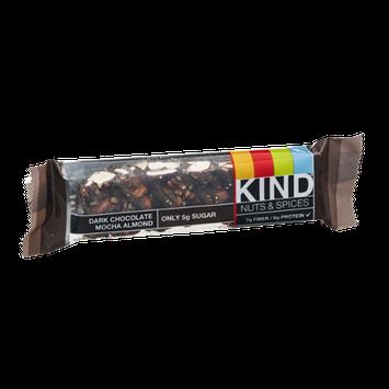 KIND Nuts & Spices Dark Chocolate Mocha Almond Bar