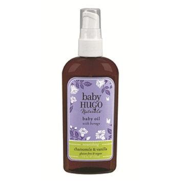 Baby Hugo Naturals Calming Baby Oil