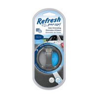 HandStands Refresh Your Car! New Car/Cool Breeze Odor Eliminating Dual Scent