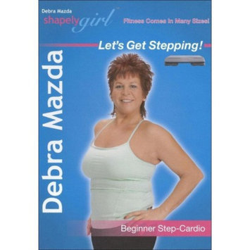 Wid Shapely Girl: Let's Get Stepping! Beginner Step Cardio Workout
