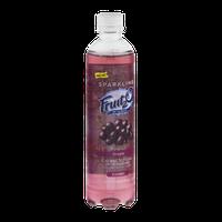 Fruit2O Sparkling Water Beverage Grape