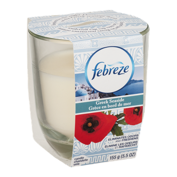 Febreze Candle Greek Seaside