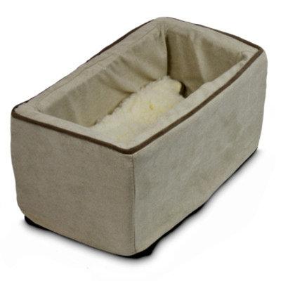 SnoozerA Luxury Console LookoutA Pet Car Seat