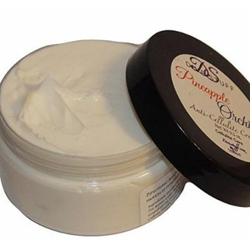 Pineapple Orchid Anti Cellulite Cream, 8 oz, by Kym's Diva Stuff
