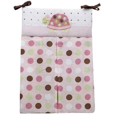 NoJo Little Bedding Garden Friends Diaper Stacker