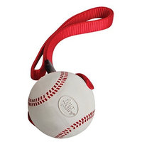 Four Paws Rough and Rugged Baseball Tug Dog Toy