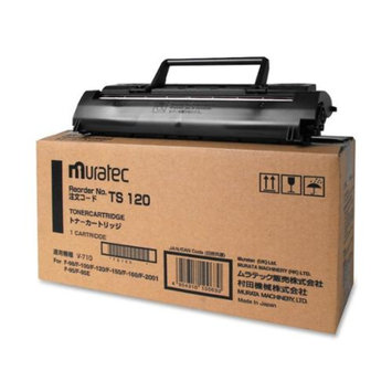 Muratec Fax Toner Cartridges For Use In F-95/F-120, Black
