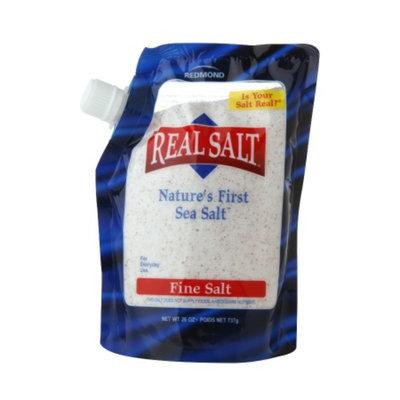 Real Salt Nature's First Sea Salt