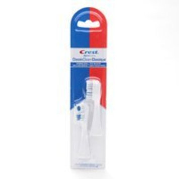 Crest Spinbrush Classic Clean Toothbrush Replacement Heads