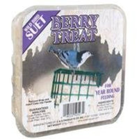 C And S Products Co Inc P C and s products 2450527 Berry Suet Treat (Case of 24)