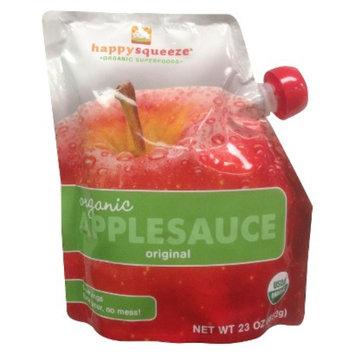 Nurture, Inc. Happy Squeeze Organic Original Applesauce Pouch 23 oz
