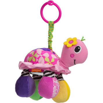 Infantino Topsy Turtle Mirror Pal - Girl
