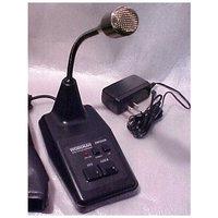 Redman Cb Stop Workman Dm502B Power Base AM/SSB 6 Pin Ranger RCI Microphone