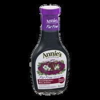 Annie's®  Naturals Fat Free Vinaigrette Raspberry Balsamic