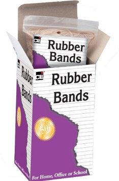 Charles Leonard Inc. 1/4 Lb #64 Beige & Natural Rubber Bands