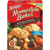 Banquet Homestyle Bakes: Beef Stew & Biscuits, 35.60 oz