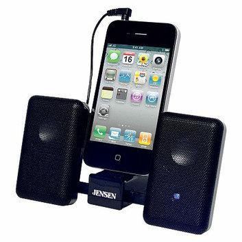 Jensen Portable Stereo Speaker System SMPS-225