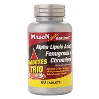 Mason Natural Diabetes Trio Alpha Lipoic Acid