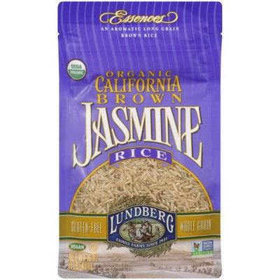 Lundberg Family Farms California Brown Jasmine Rice, 1 LB (Pack of 6)