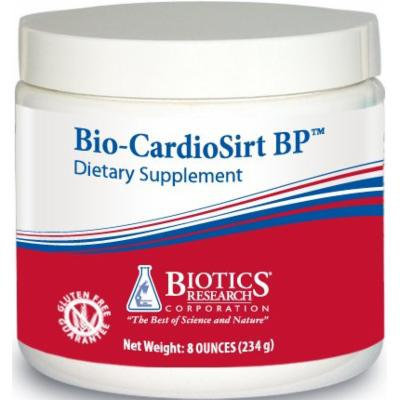 Biotics Research Bio-cardiosirt Bp, 8 Ounces