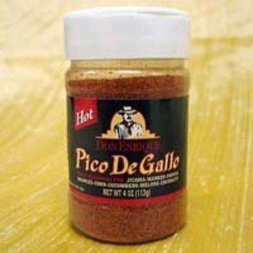 Don Enrique Melissa's Pico de Gallo, 3 Jars (4 oz)