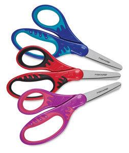 Fiskars Softgrip Precision-Tip Kids Scissors