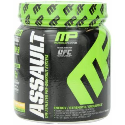 Muscle pharm Assault Pre-Workout (Pineapple Mango, 435 grams)