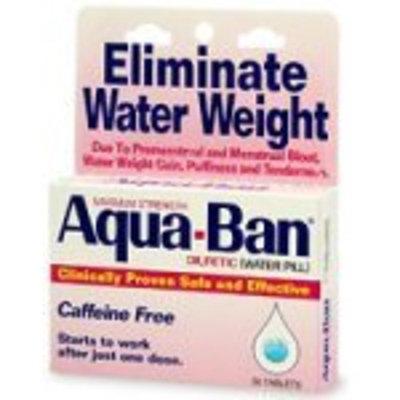 Aqua Ban AquaBan Maximum Strength Diuretic Tabs , 30 ct