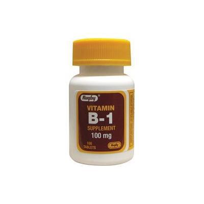 Vitamin B-1 100 Tabs