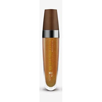 Nicka K New York Lip Color/Gloss NY209 - Pompano, Vibrant colors, high quality, stays on all day, cosmetics, makeup, lipstick, shining lips, bright colors, beauty, luscious lips
