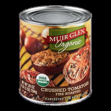 Muir Glen Organic Crushed Tomatoes Fire Roasted