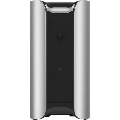 Canary - Indoor Wireless High-Definition All-In-One Home Security System - Silver
