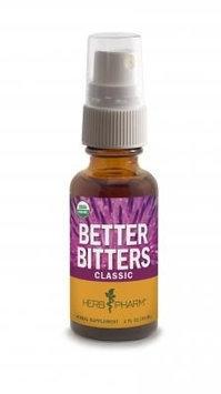 Better Bitters Classic Herb Pharm 1oz Liquid