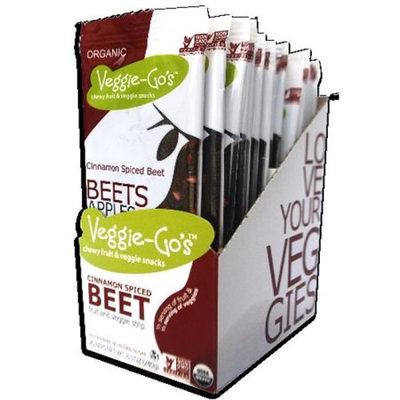Veggie-Go Cinnamon Spiced Beet Fruit & Veg Strip - 20 Count