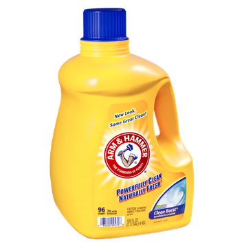 Arm & Hammer Powerfully Clean Naturally Fresh Clean Burst Detergent - 96 Loads