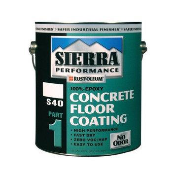 Rust-Oleum Coatings 208076 Sierra Performance S40 Concrete Epoxy