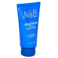 Nads Nad's Depileze Soothing Body Balm for Men, 5.1 oz (150 ml)