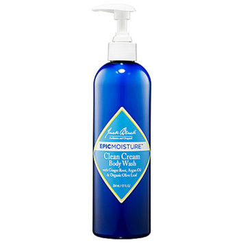 Jack Black Epic Moisture Cream Body Wash, 12 oz