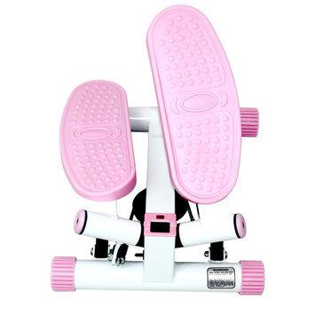 David Shaw Silverware Na Ltd Sunny Health & Fitness Pink Adjustable Twist Stepper