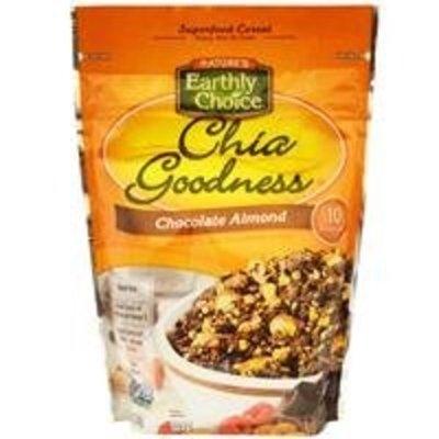 Ruths Hemp Food Chia Goodness Chocolate, 12 oz ( Multi-Pack)
