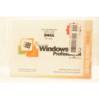 Microsoft Windows 2000 Professional Built on NT Technology For Dell PC Computer Software Program ReInstalling Windows 2000 Professional Including Service Pack 1