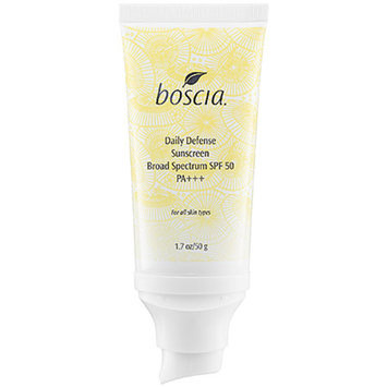 boscia Daily Defense SPF 50 PA+++  Sunscreen Broad Spectrum