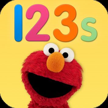 Sesame Street Elmo Loves 123s